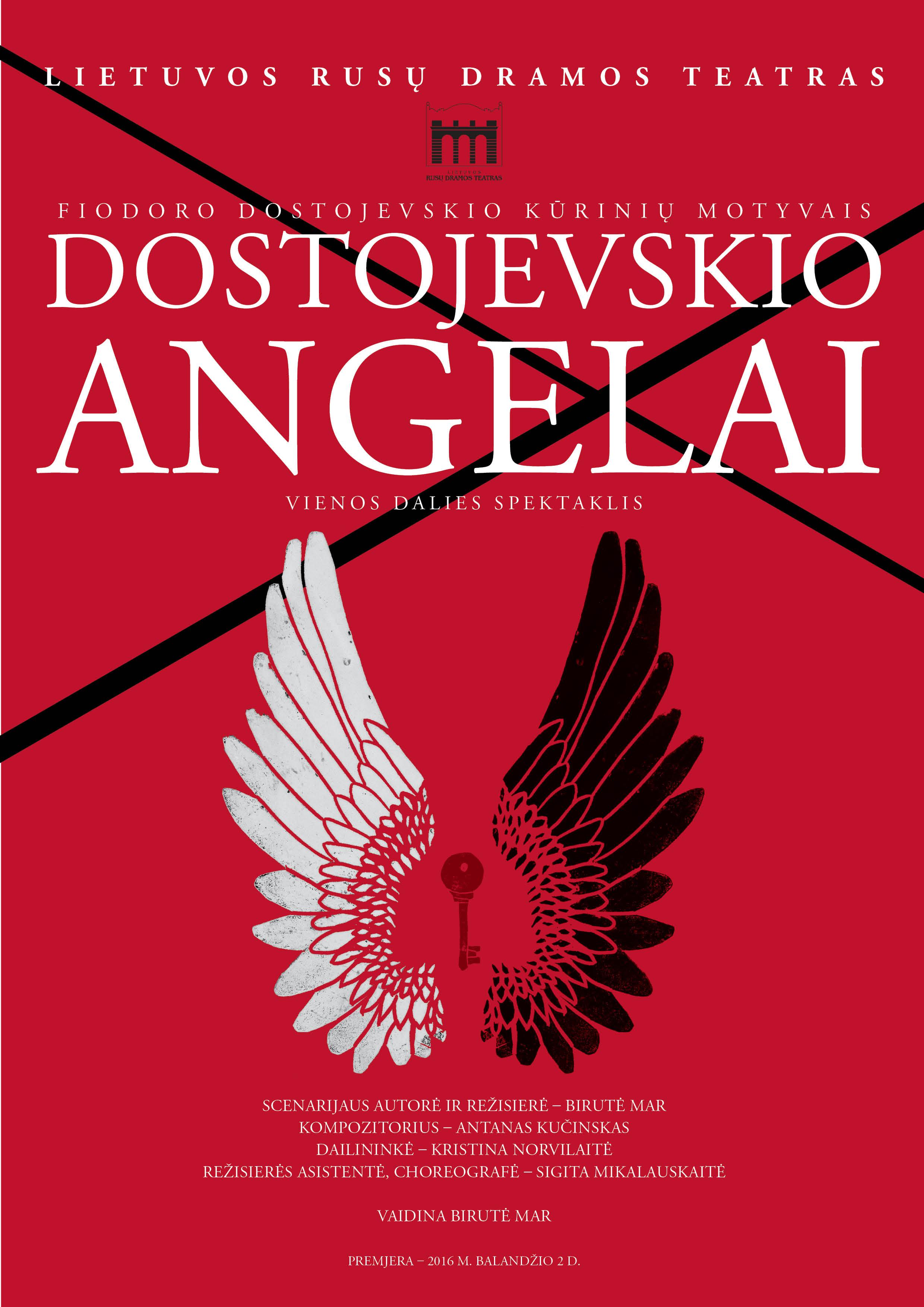 LT A4 dostojevskio angelai