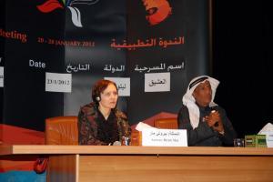 Po MEILUZIO Fujairoje su Azizu 2012